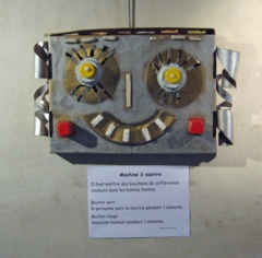machine à sourires